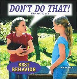 Don't Do That! How Not to Act