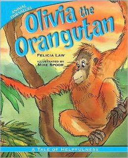 Olivia the Orangutan