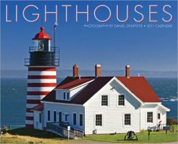 2011 Lighthouses Wall Calendar