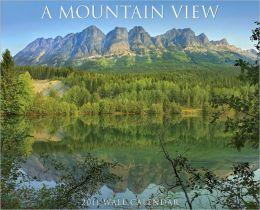 2011 Mountain View Wall Calendar
