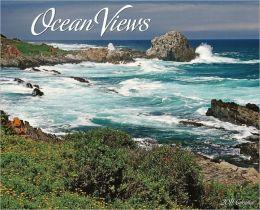 2011 Ocean View Wall Calendar