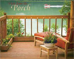 2011 Porch View Wall Calendar