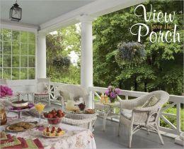 2012 Porch View Wall Calendar