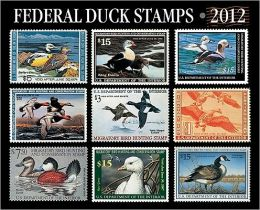 2012 Federal Duck Stamps Wall Calendar