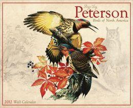 2012 Peterson Field Guide to Birds Wall Calendar