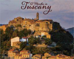 2013 Tuscany Wall Calendar