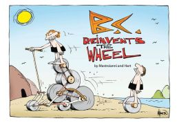 B. C. Reinvents the Wheel