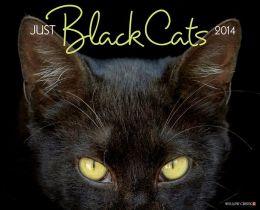 2014 Black Cats Wall Calendar