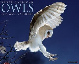 North American Owls 2014 Calendar