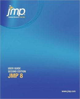 Jmp 8 User Guide, Second Edition