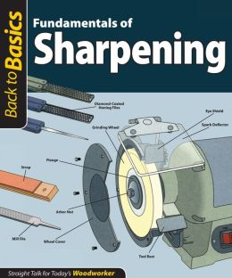 Fundamentals of Sharpening (Back to Basics): Straight Talk for Today's Woodworker
