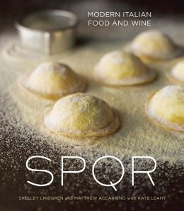 SPQR: Modern Italian Food and Wine