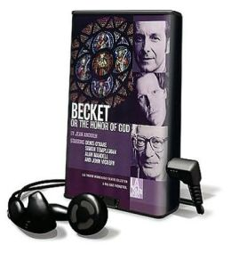 Becket, or the Honor of God [With Earbuds]