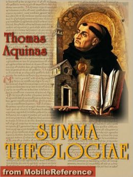 Summa Theologica: Translated by Fathers of the English Dominican Province