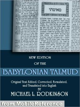 The Babylonian Talmud : all 20 volumes