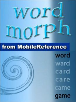 Word Morph Volume 2: transform the starting word one letter at a time until you spell the ending word.