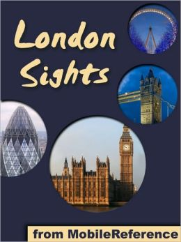 London Sights: a travel guide to the top 60 attractions in London, England, UK