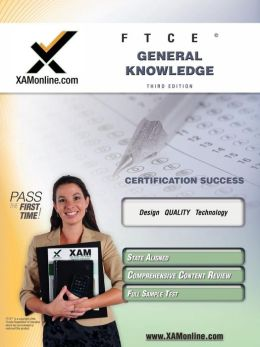 FTCE General Knowledge Teacher Certification Test Prep Study Guide