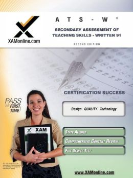 NYSTCE ATS-W Secondary Assessment of Teaching Skills - Written 91