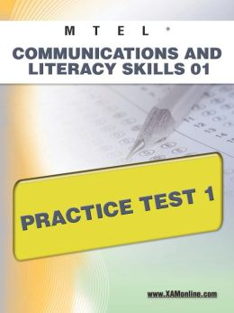 MTEL Communication and Literacy Skills 01 Practice Test 1