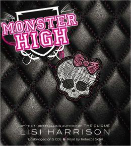 Monster High (Monster High Series #1)