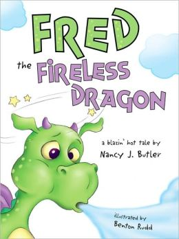 Fred The Fireless Dragon