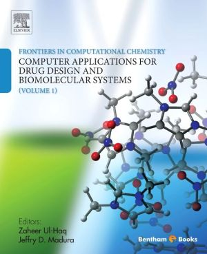 Frontiers in Computational Chemistry: Volume 1: Computer Applications for Drug Design and Biomolecular Systems