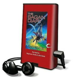 The Sagan Diary [With Earbuds]