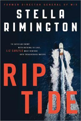 Rip Tide (Liz Carlyle Series #6)