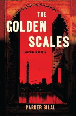 The Golden Scales (Makana Series #1)