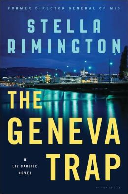 The Geneva Trap (Liz Carlyle Series #7)