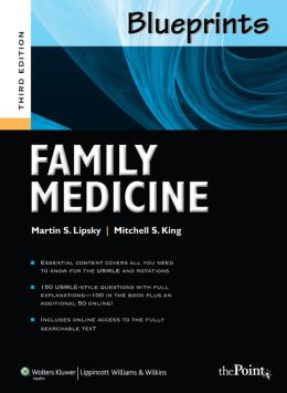 Blueprints Family Medicine (Blueprints Series)