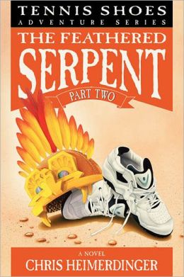 Tennis Shoes Adventure Series, Vol. 4: The Feathered Serpent, Part 2