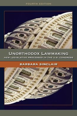 Unorthodox Lawmaking: New Legislative Processes in the US Congress