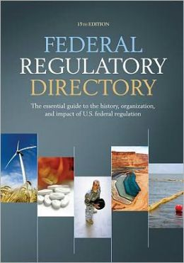Federal Regulatory Directory
