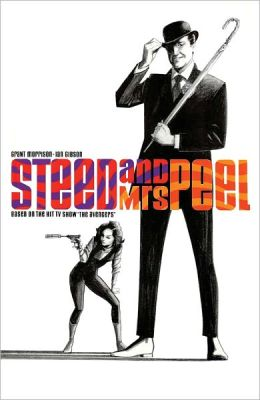 Steed and Mrs. Peel: The Golden Game