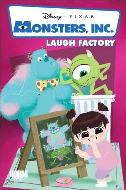 Monsters, Inc: Laugh Factory