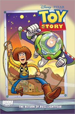 Toy Story: Return of Buzz Lightyear