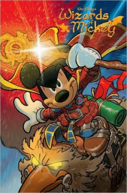 Wizards of Mickey, Volume 2: Grand Tournament