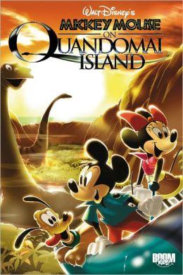 Mickey Mouse on Quandomai Island