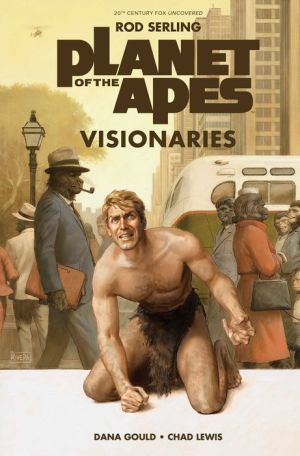 Book Planet of the Apes Visionaries