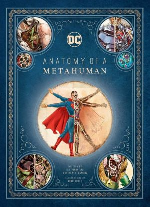 Book DC Comics: Anatomy of a Metahuman