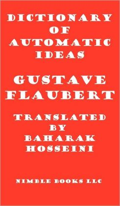 Dictionary Of Automatic Ideas