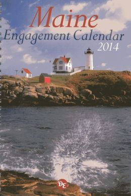 2014 Maine Engagement Calendar