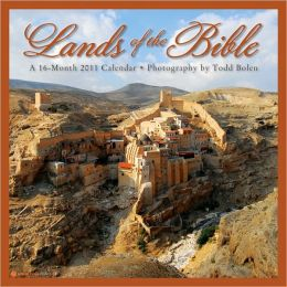 2011 Lands of the Bible Wall Calendar
