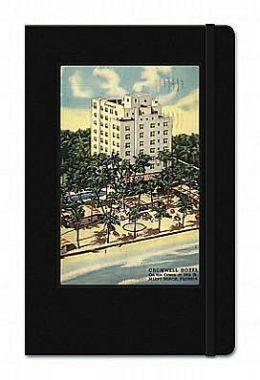 Vintage Postcard Miami Journal