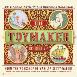 2012 Toymaker Activity Wall Calendar