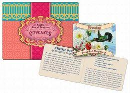 Mini Box of Recipes Cupcakes