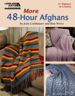 More 48-Hour Afghans (Leisure Arts #5511)