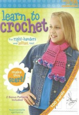 Learn to Crochet: Scarf Kit